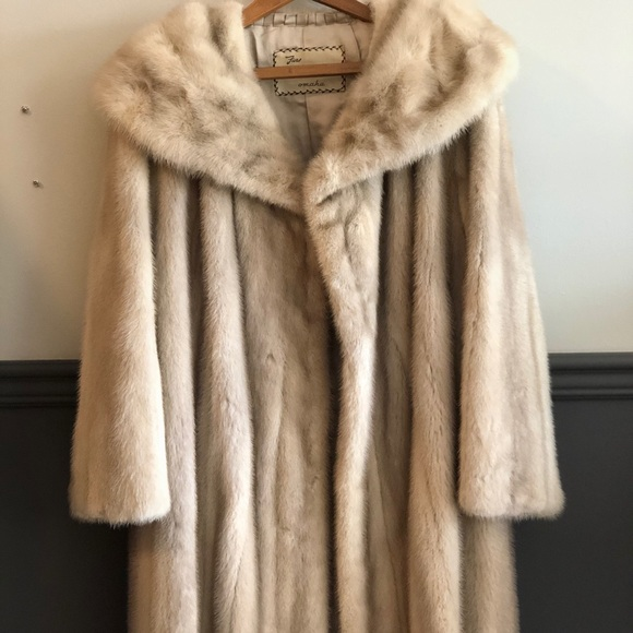 Mink Coat Value >> Jackets Coats 1960s Vintage Mink Fur Coat Poshmark